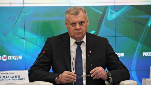 Председатель Избирательной комиссии Республики Крым Михаил Малышев