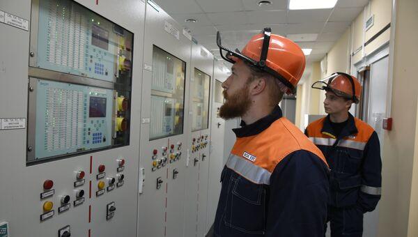 Запуск четвертой нитки энергомоста Краснодарский край – Крым