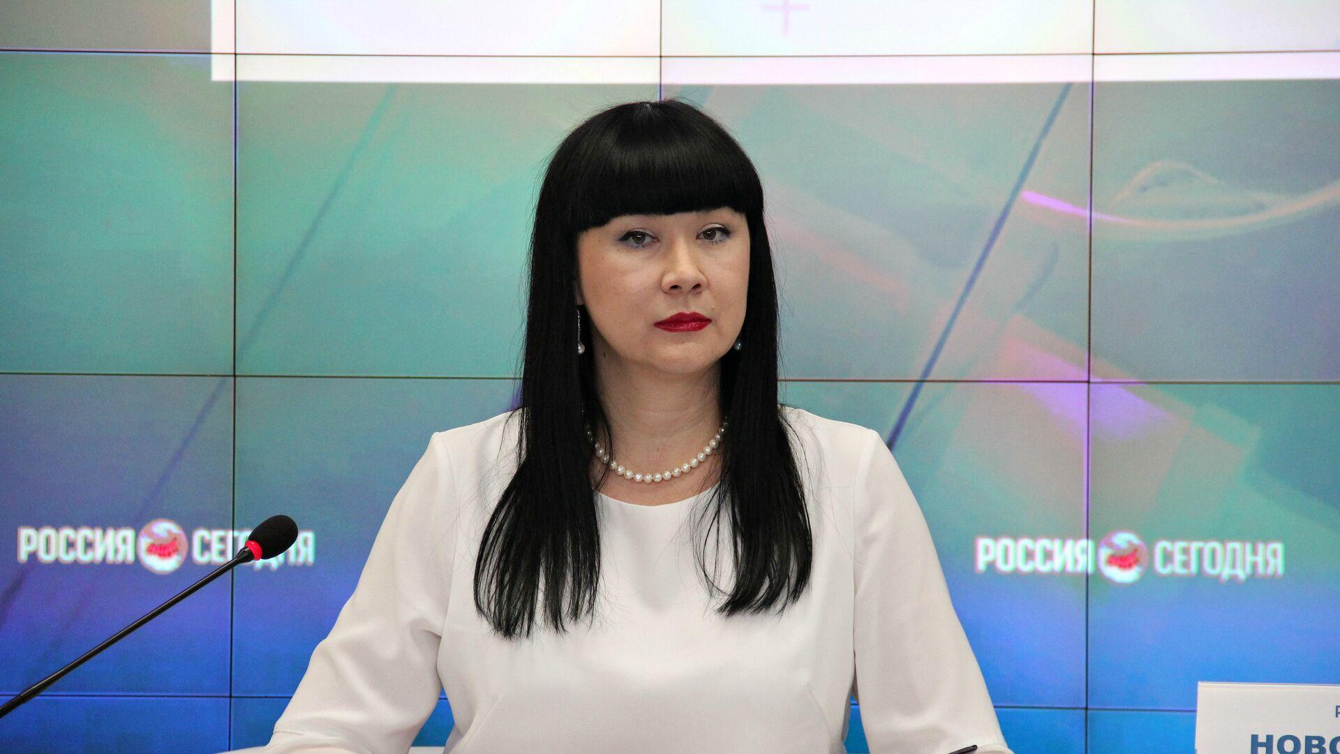 Олеся Костенко - РИА Новости, 1920, 23.09.2021