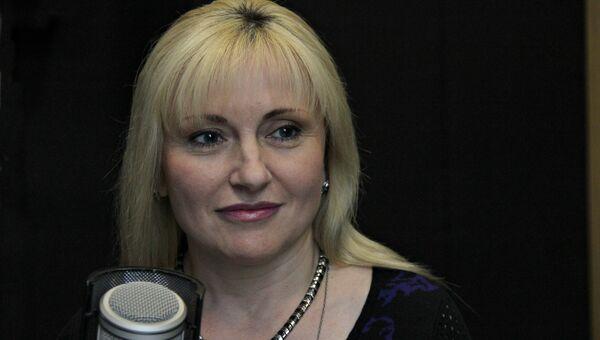 Уполномоченный по защите прав предпринимателей в Республике Крым Светлана Лужецкая