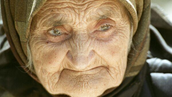 Долгожительница. Архивное фото