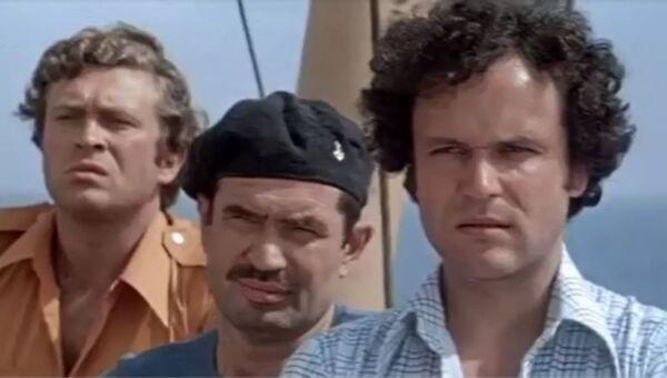 Кадр из художественного фильма Пираты XX века