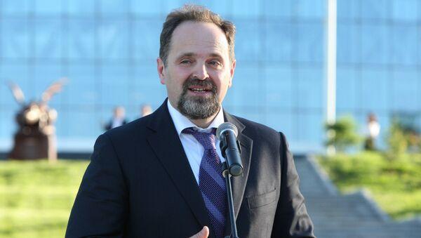 Министр природных ресурсов и экологии РФ Сергей Донской