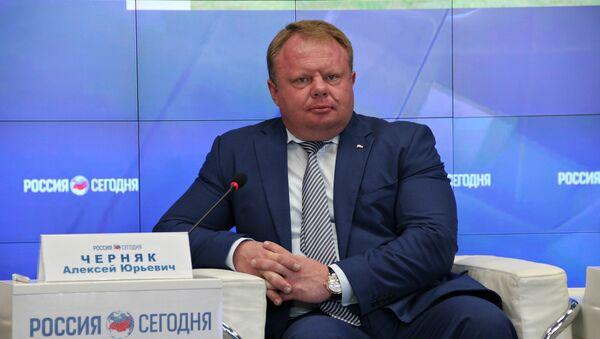 Председатель комитета Государственного совета Республики Крым по санаторно-курортному комплексу и туризму Алексей Черняк