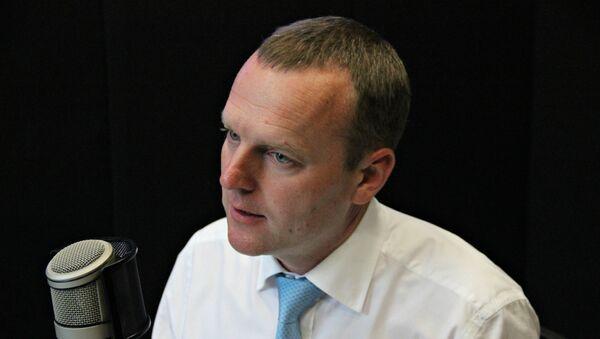 Первый заместитель председателя Государственного совета Республики Крым Константин Бахарев