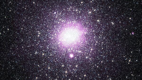 Черная дыра VLA J2130+12 в созвездии Пегаса. Архивное фото