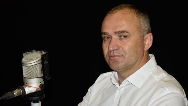 Глава администрации Феодосии Станислав Крысин
