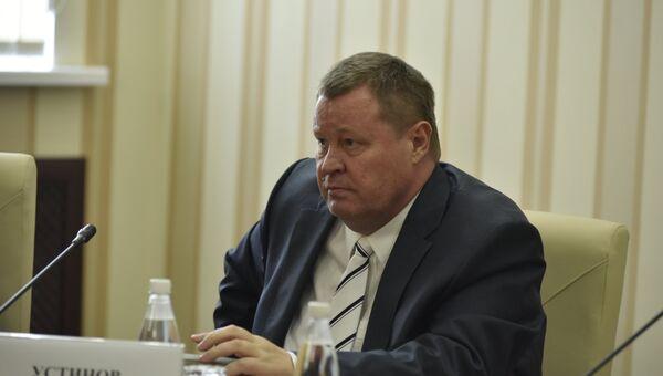 Полномочный представитель президента РФ в ЮФО Владимир Устинов