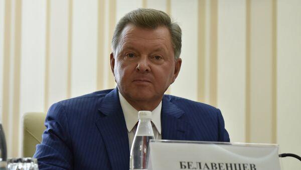 Полномочный представитель президента РФ в Северо-Кавказском федеральном округе Олег Белавенцев