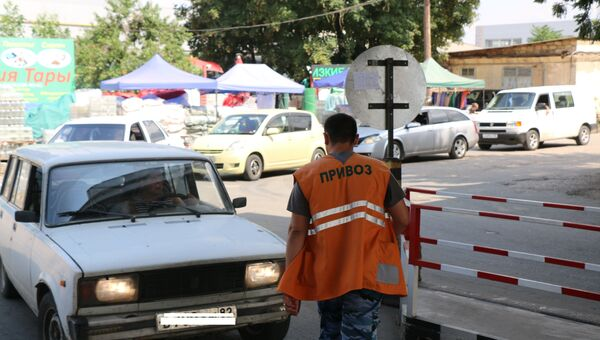 На симферопольском Привозе идет масштабная налоговая проверка