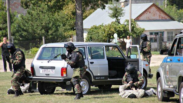 День солидарности в борьбе с терроризмом в Симферополе