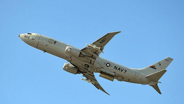 Самолет Boeing P-8 Poseidon