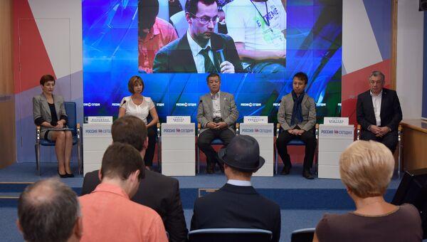 Пресс-конференция на тему: Крым – Япония: развитие культурных связей