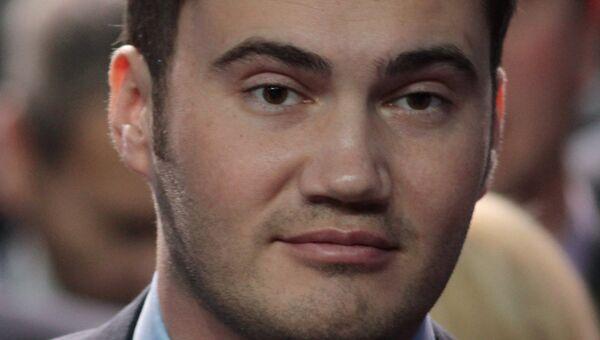 Виктор Янукович младший