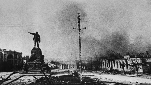 Великая отечественная война 1941-1945 годов. Последний день обороны Севастополя