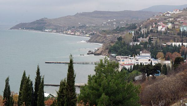 Осень в Крыму. Архивное фото
