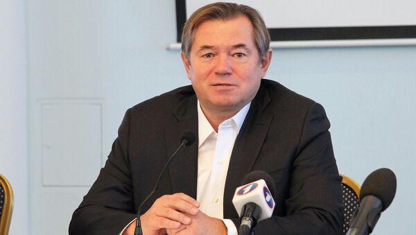 Советник президента РФ по вопросам региональной экономической интеграции, доктор экономических наук Сергей Глазьев