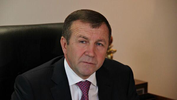 Министр экологии и природных ресурсов Республики Крым Геннадий Нараев