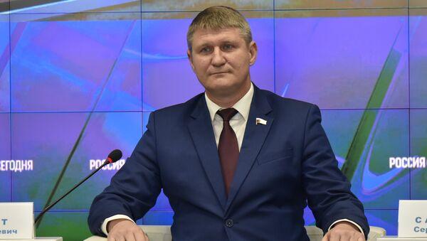Депутат Государственной Думы РФ, член Комитета Госдумы РФ по энергетике Михаил Шеремет