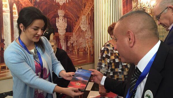 Делегация КФУ имени В.И. Вернадского приняла участие в IX Всеарабской встрече выпускников российских и советских вузов в Иордании