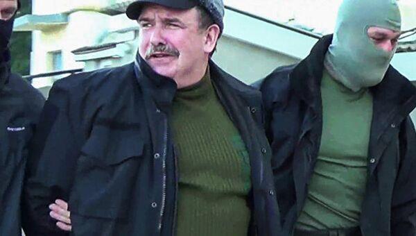 Бывший сотрудник штаба Черноморского флота РФ Леонид Пархоменко, задержанный в Севастополе