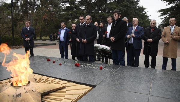 Глава турецкой делегации в Крыму: турецкие власти не причастны к гибели летчика СУ-24 в Сирии год назад