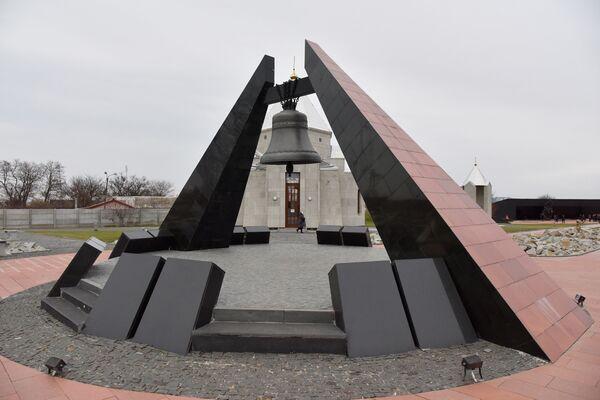 Мемориал Концлагерь Красный в Симферопольском районе