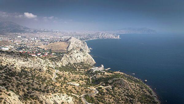 Крым. Архивное фото