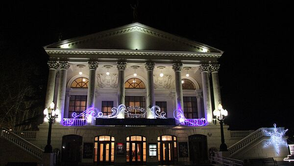 Театр им. Луначарского в Севастополе