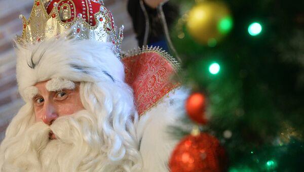 Дед Мороз из Великого Устюга. Архивное фото