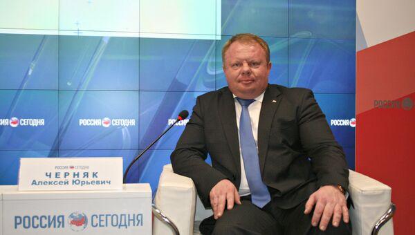 Председатель Комитета Государственного Совета РК по санаторно-курортному комплексу и туризму Алексей Черняк