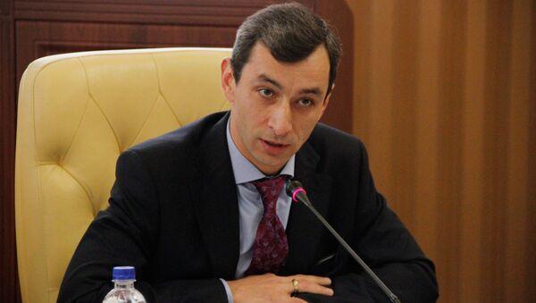 Руководитель крымского УФАС Тимофей Кураев