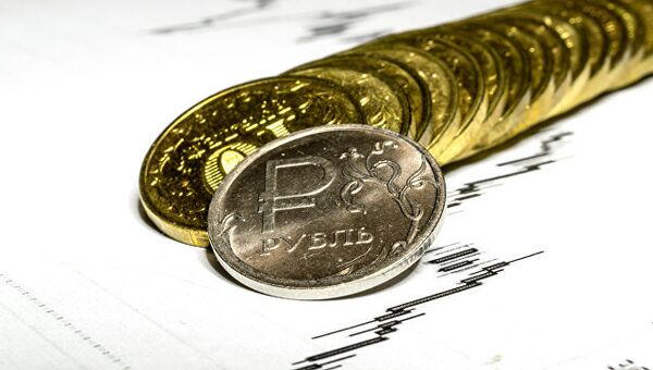 Монеты номиналом 5 и 10 рублей