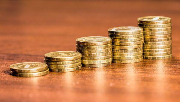 Монеты номиналом 10 российских рублей