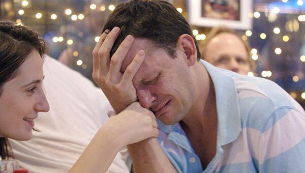 Расстроенный мужчина. Архивное фото