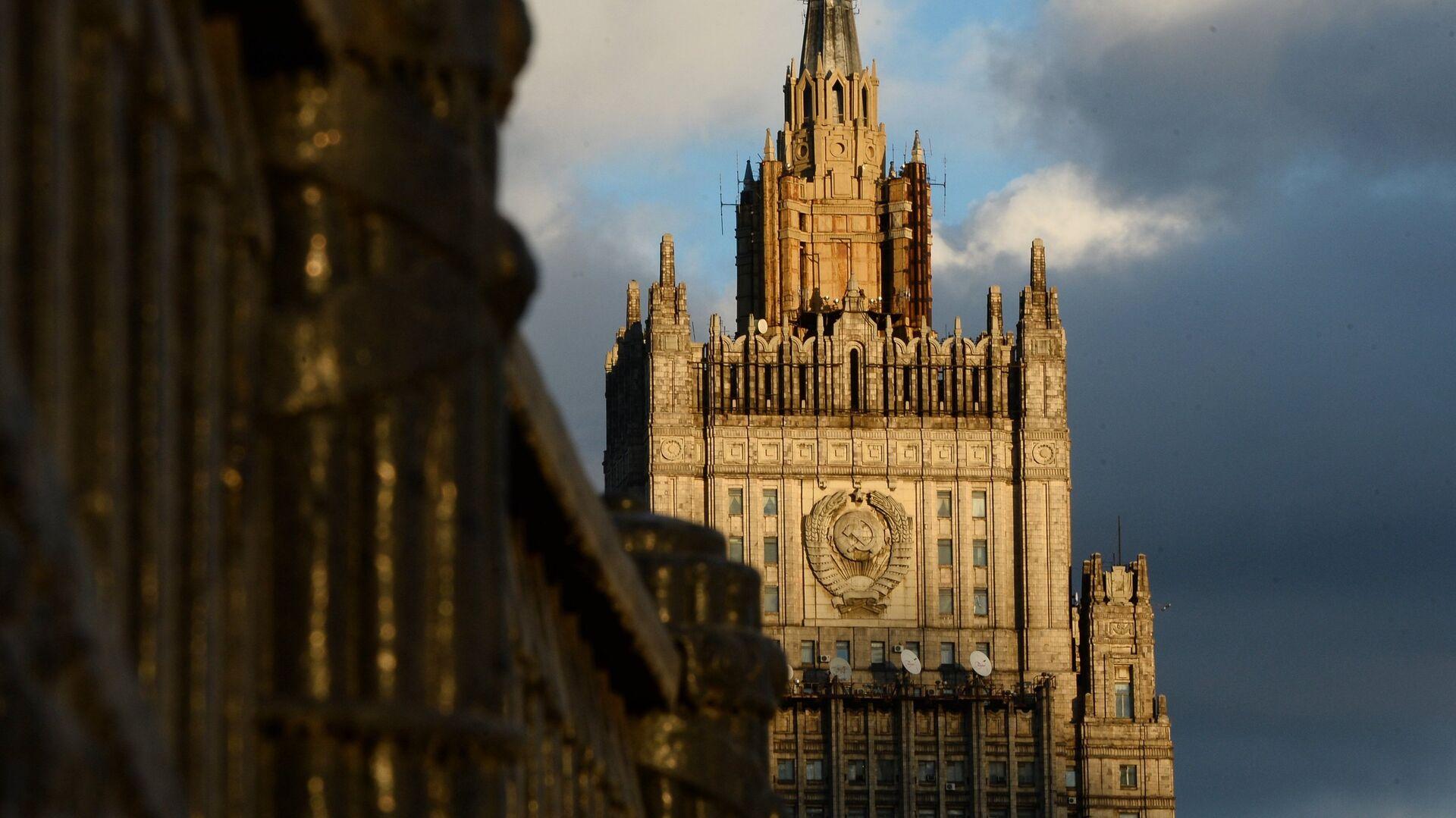 Министерство иностранных дел Российской Федерации - РИА Новости, 1920, 14.10.2021