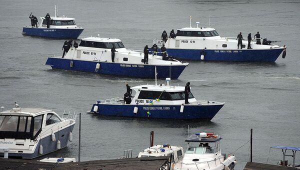 Морская полиция Нигерии