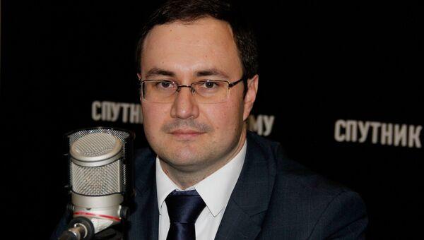 Председатель комитета Госсовета Республики Крым по законодательству Сергей Трофимов