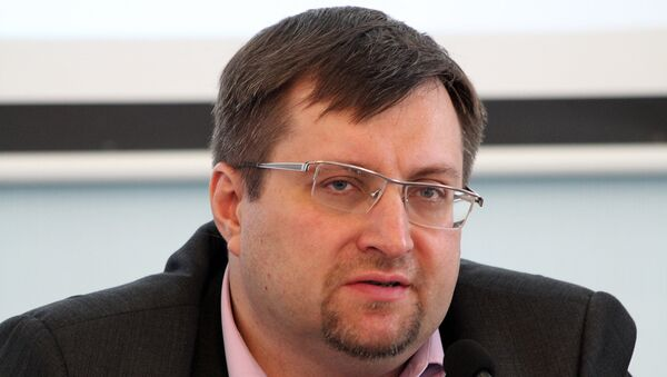 Исполнительный сопредседатель Севастопольского центра общественных процедур Бизнес против коррупции Александр Молохов
