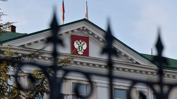 Здание прокуратуры Республики Крым
