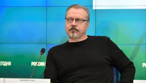 Актер театра и кино, заслуженный артист РФ Владимир Зайцев