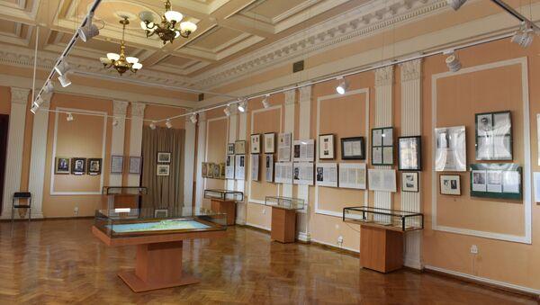 Выставка в Центральном музее Тавриды в Симферополе. Архивное фото