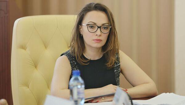 Главный архитектор Крыма Анна Царева