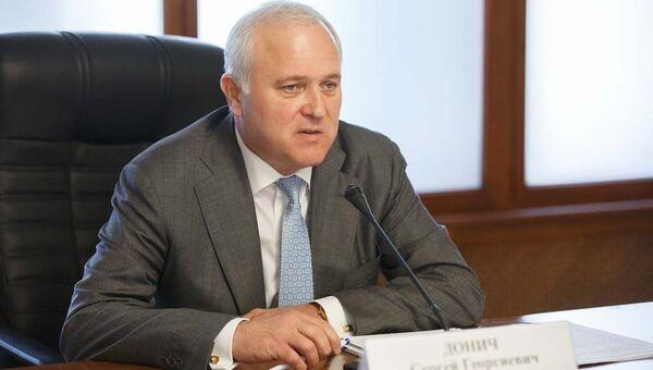 Сергей Донич. Архивное фото
