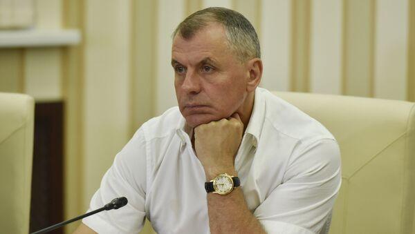 Председатель Государственного совета РК Владимир Константинов