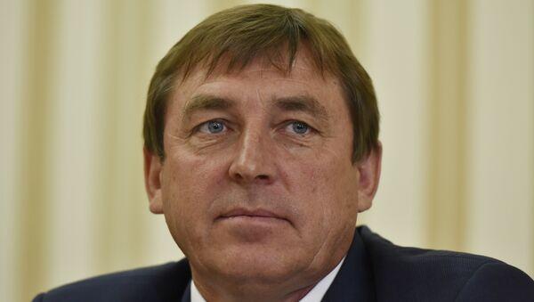 Вице-премьер крымского правительства Юрий Гоцанюк