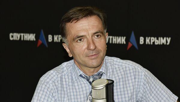 Председатель Счетной палаты Крыма Анатолий Заиченко