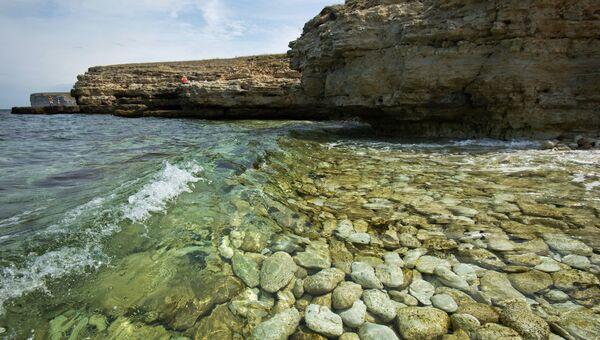 Природный парк Тарханкутский в Крыму