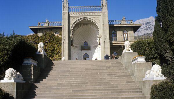 Алупкинский дворец-музей