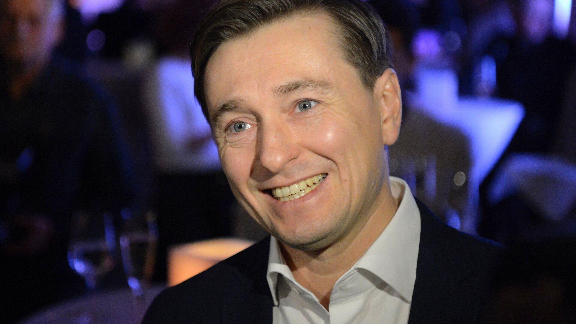 Актер Сергей Безруков  - РИА Новости, 1920, 08.09.2021